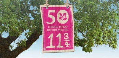 50 things national trust