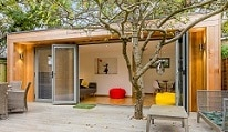 Garden Annexe by TGEscapes