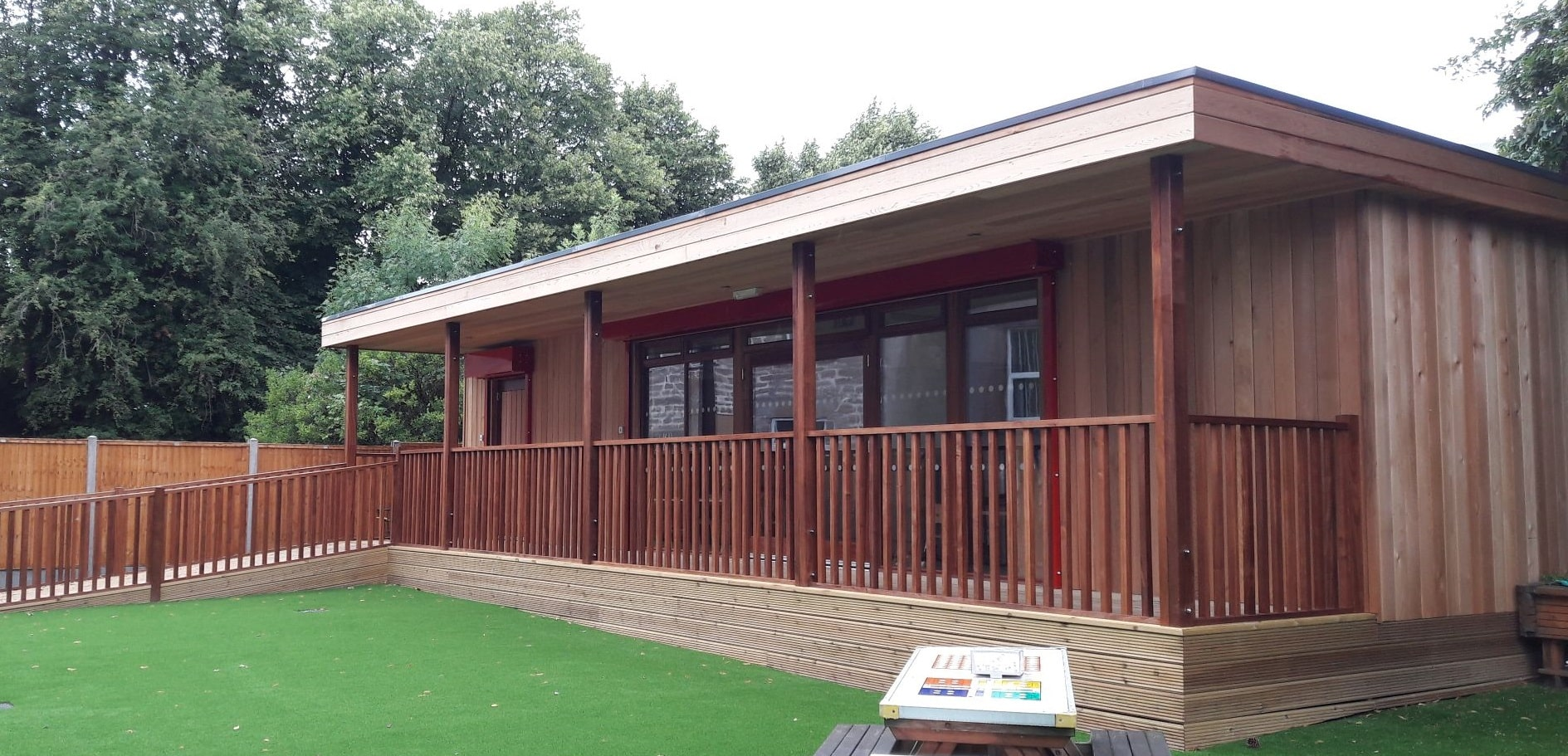 Eco-Nursery at Angels by Day Nursery in Nottingham