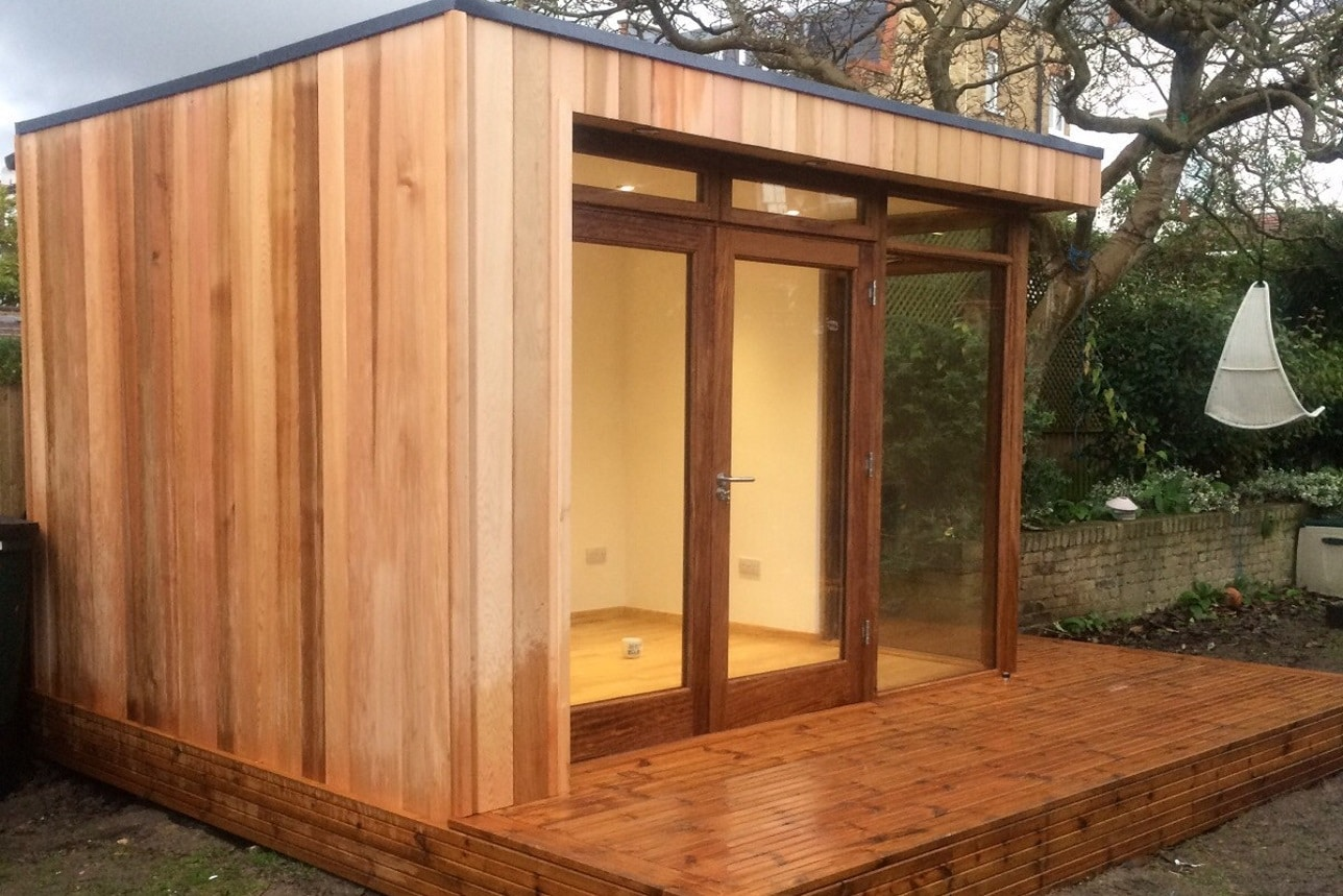 Garden Room in London by TGEscapes