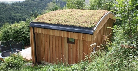 Seedum Roof by The Garden Escape