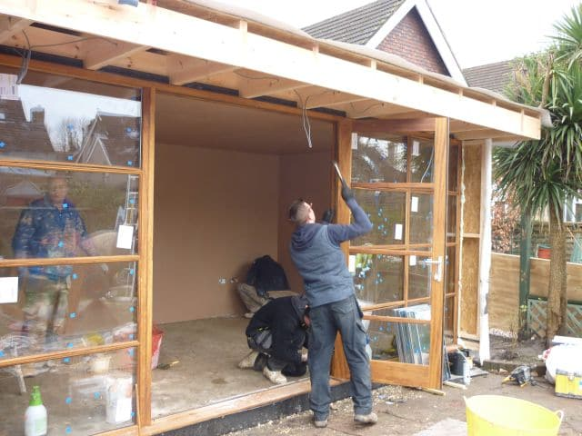 Garden office build in progress by The Garden Escape (9).jpg