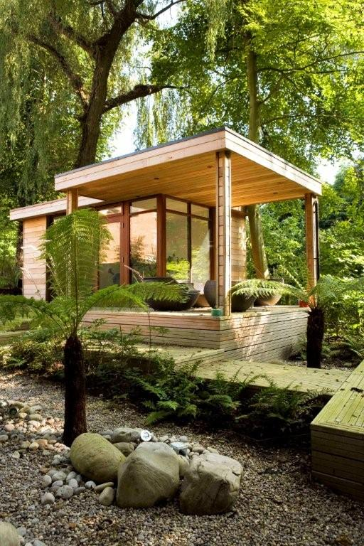 Garden room in the woods by The Garden Escape.jpg