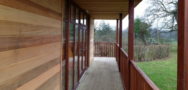 Hevingham Primary School Eco-Classroom by The Learning Escape