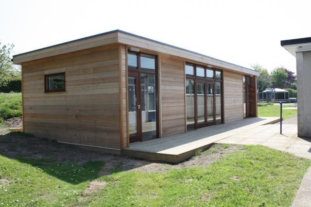 Eco Outdoor Classroom at Hobletts Manor Infant School by The Learning Escape