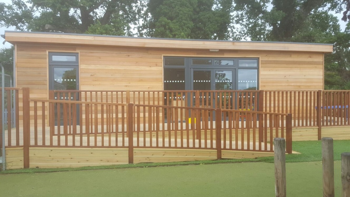 The Learning Escape eco-nursery at Toad Hall