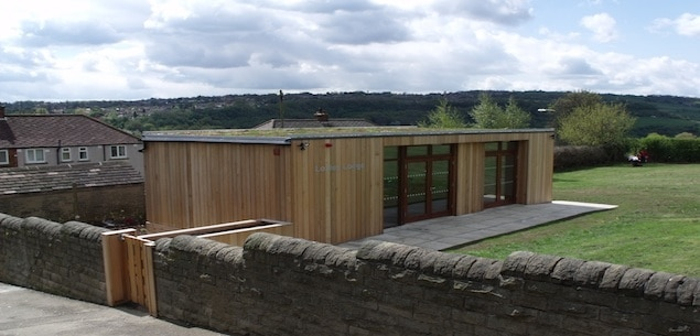 Eco Community Centre by The Learning Escape
