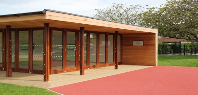 Learning Escape school buildings offer an affordable and practical classroom option