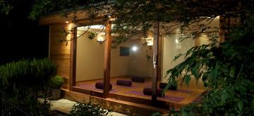 Eco Yoga Studio by The Garden Escape