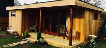 Garden Annexe by The Garden Escape