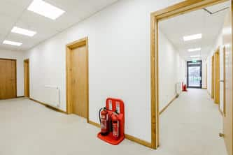 Ruskin Leisure changing rooms by TG EScapes