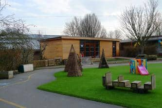 Eco-classroom at Charford School by The Learning Escape