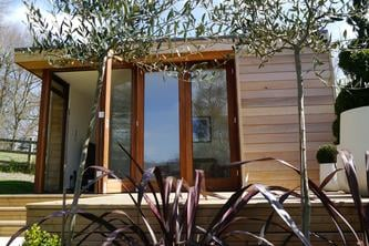 Eco Garden Annexe by The Garden Escape