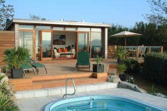 Eco Garden Room by The Garden Escape