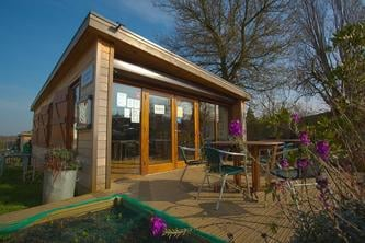 Rosendale Allotments Shop and Learning Centre by The Commercial Escape
