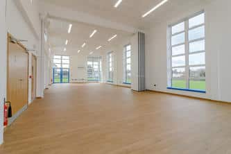 School Hall at St James the Great Thornton Heath by TGEscapes