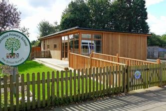 Early Years Eco Classroom at Pitmaston School in Worcestershire by The Learning Escape