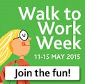 Walk to work week