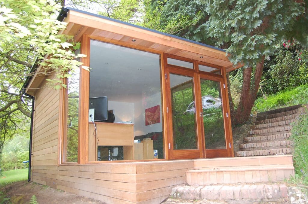 Garden Office by TG Escapes