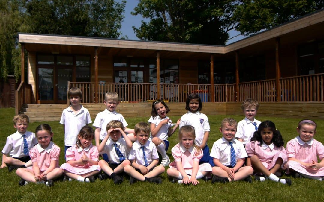 Classrooms at Danesfield Manor in Surrey – Video