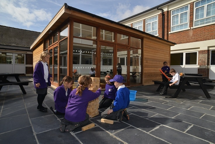 Staff Room at Whitehill Primary – Video