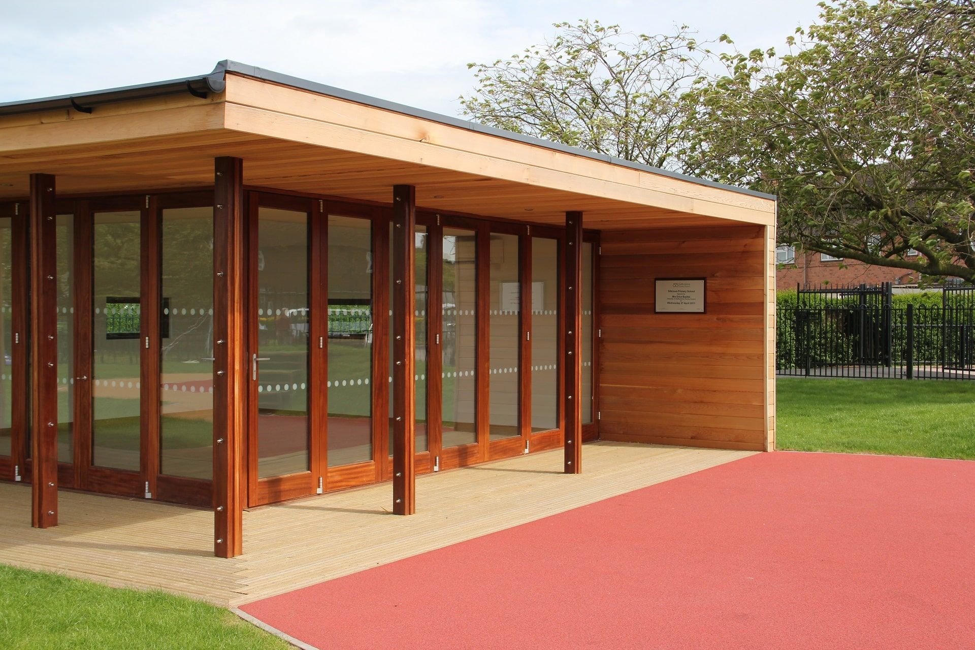 TG Escapes eco classrooms are an affordable solution