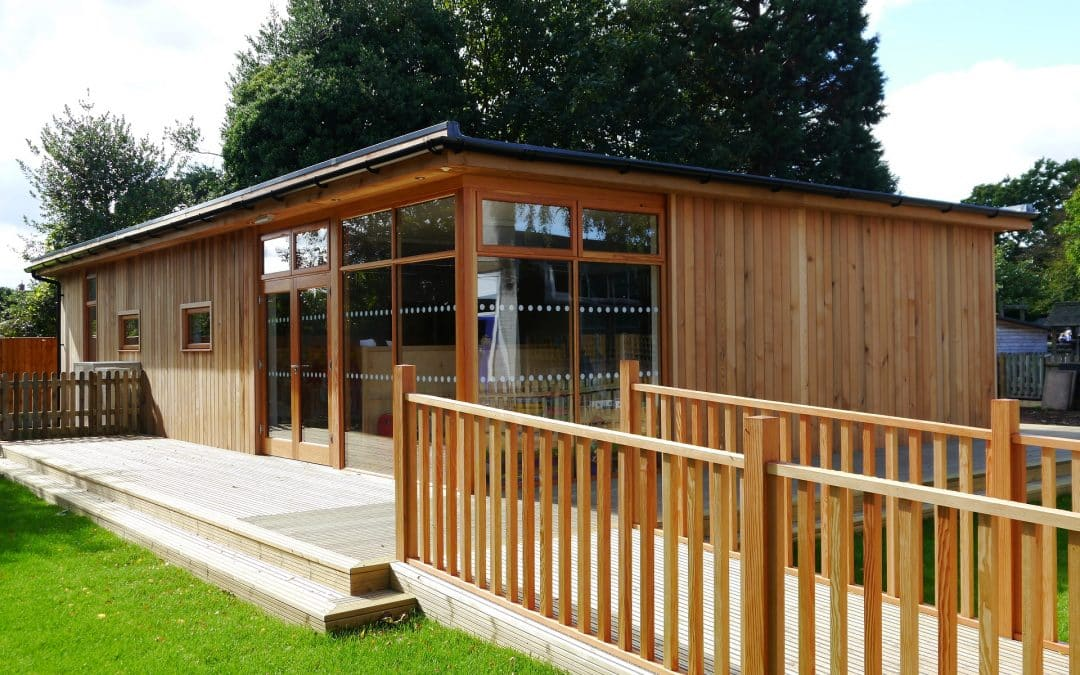 Nursery at Pitmaston Primary in Worcester
