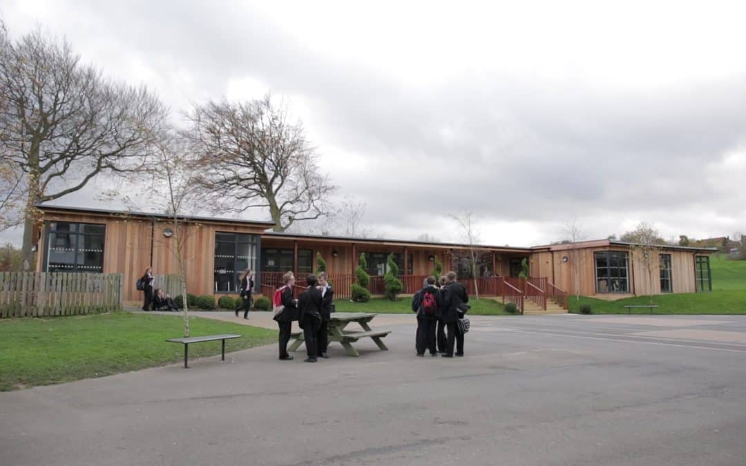 Multi Purpose Block at Shotton Hall Academy – Video