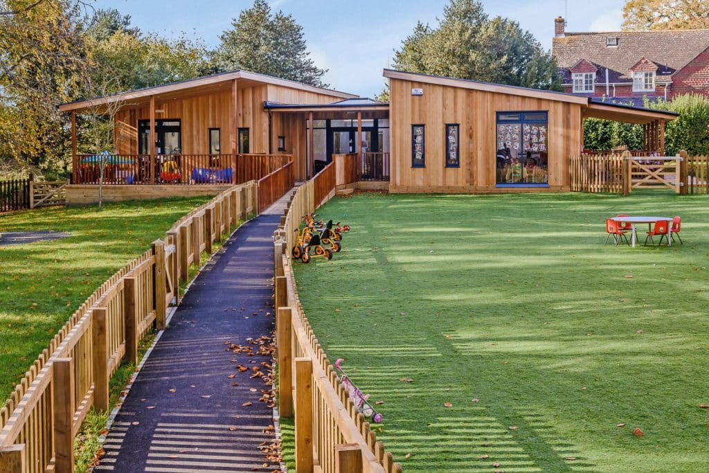 "Eco Nursery at St Francis Little Saints Nursery <a href=""/education-eco-nursery-st-francis-little-saints-nursery-wiltshire""> Read case study</a>"
