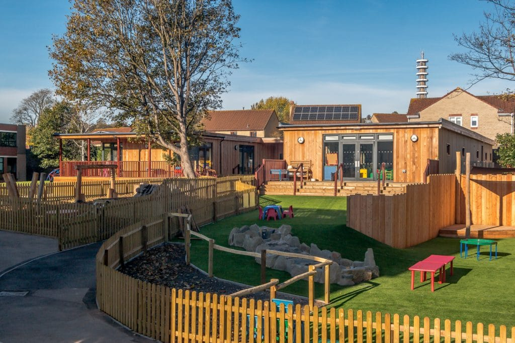 Colstons Independent School Early Years