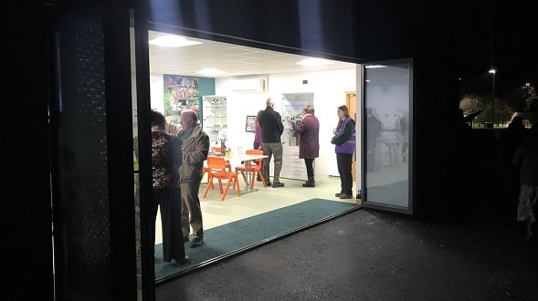 Opening of Leavesdon Hive Education Centre