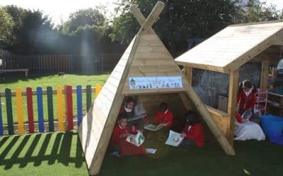 10 Tips for Creating Engaging Outdoor Learning and Play Environments