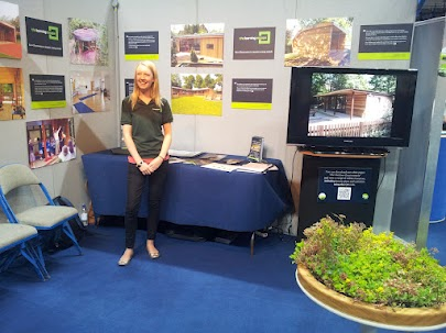Here at the Eco Schools Show 2012