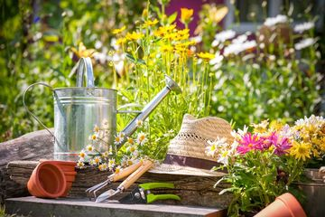 7 Ways To Spend More Time In Your Garden This Spring