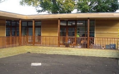 Outdoor classrooms could help address primary school place shortage