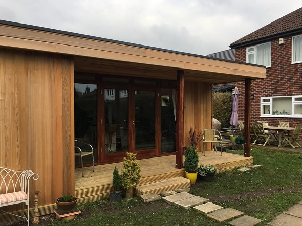 The Lady in the Lodge tells us how a Garden Annexe could be the perfect solution for our ageing population