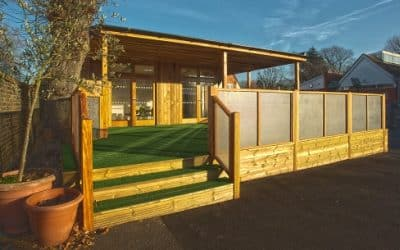 A Rated Eco-Classrooms from The Learning Escape
