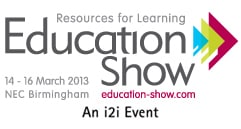 Don't miss us at The Education Show