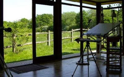 A Garden Office can be the perfect working space