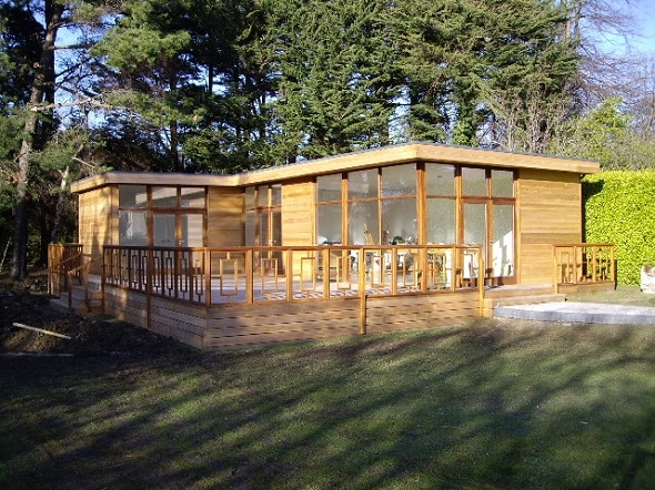 Spruce up your eco-building to make it good as new