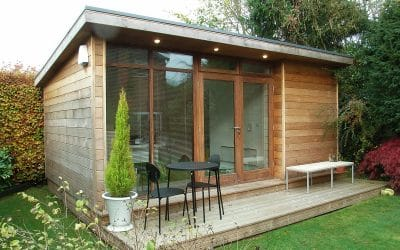 A Garden Room For All Seasons