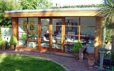 How to build a garden room