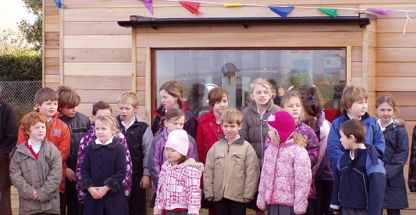 Try Outdoor Learning for Anti-Bullying Week 17th-21st Nov