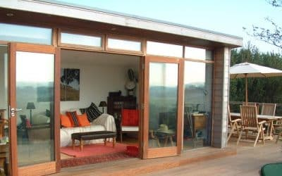 Easter Serenity in your own Garden Annexe