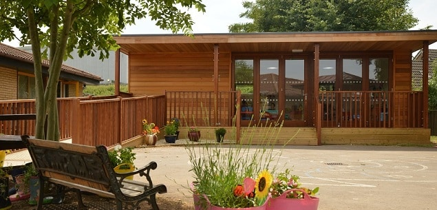 Nurseries: Don't relocate! Reconsider your outdoor space instead.