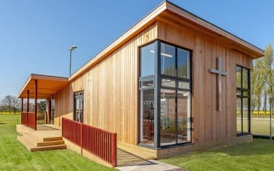 The Rise of the Modular Building