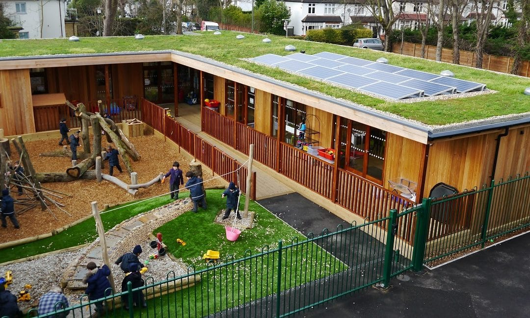 Building Design for Eco Classrooms