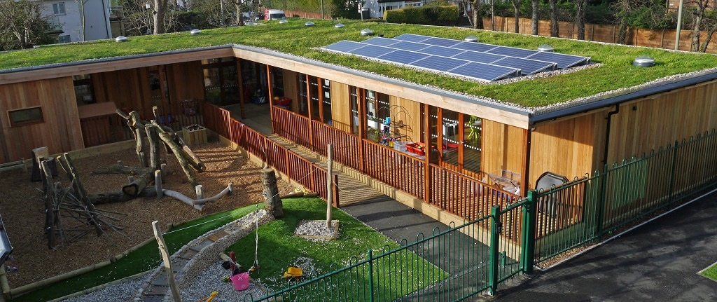 How to Design the Perfect Eco-classroom