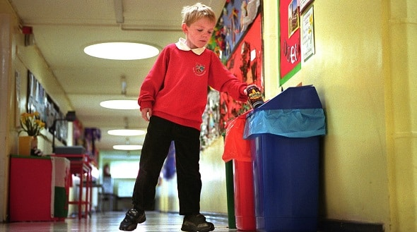 Get your school involved with Recycle Week, 16th June