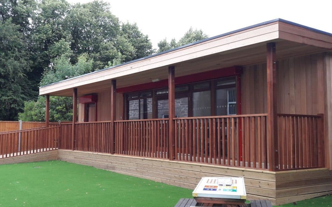 Eco-Nursery at Angels By Day Nursery Springfield